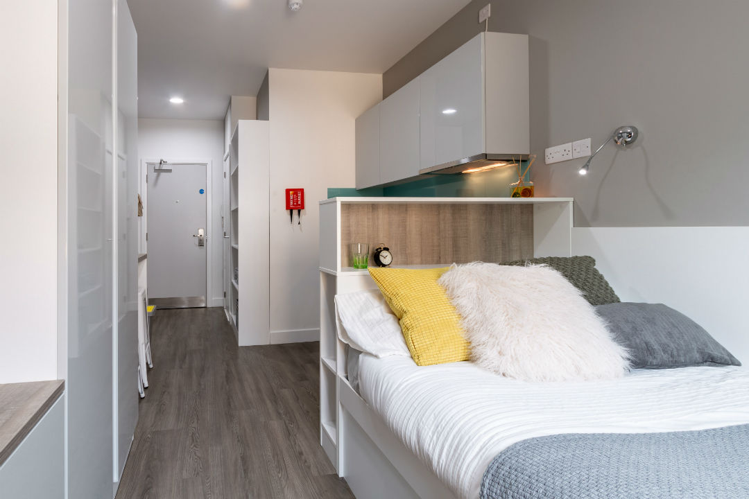 Student rooms in Kingston
