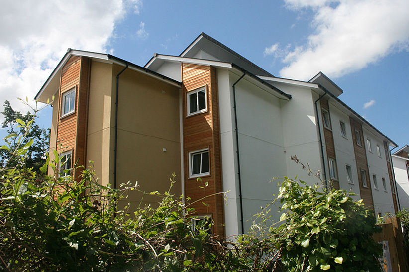 Exterior of The Sidings Penryn