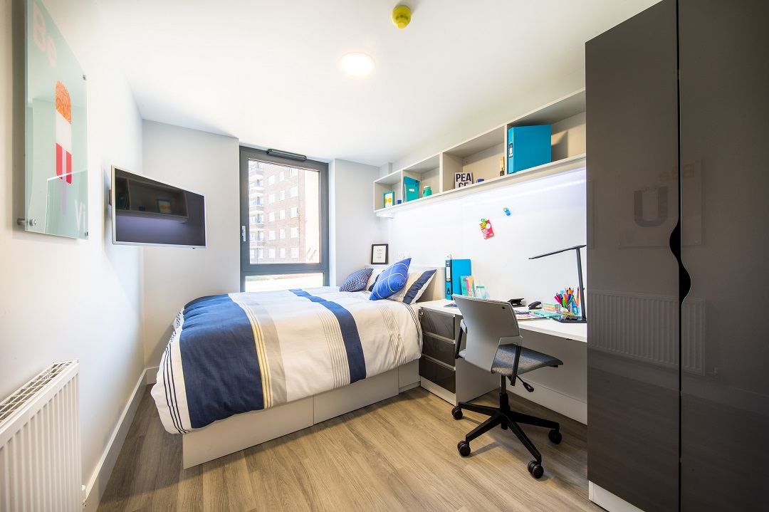 Cluster Flat at ViBe Student Living