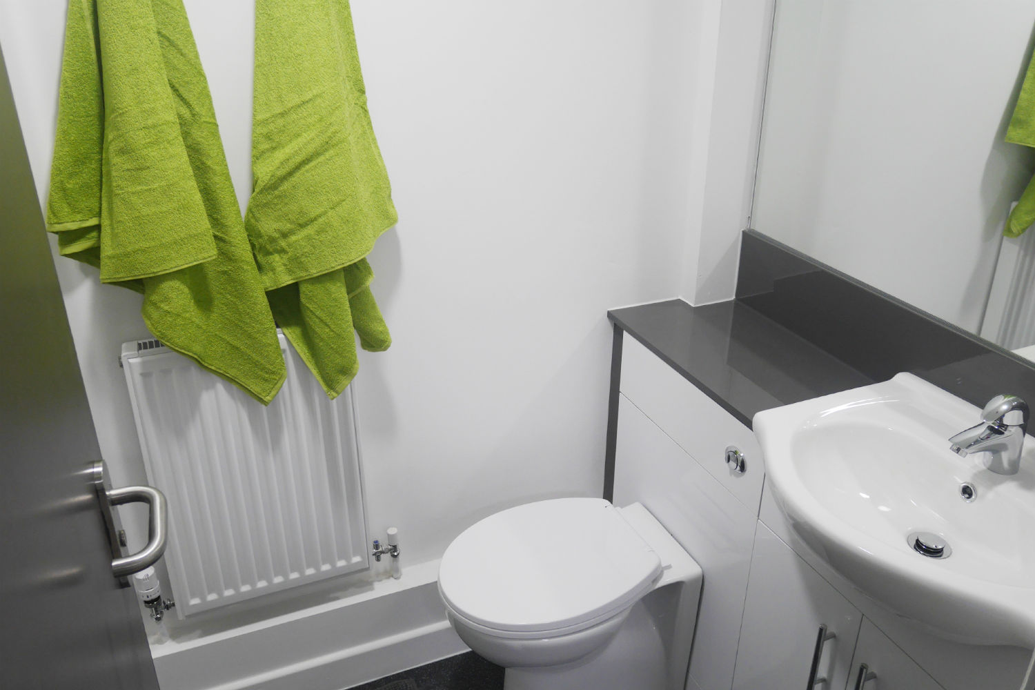 Photo of a bathroom at York House in Leicester