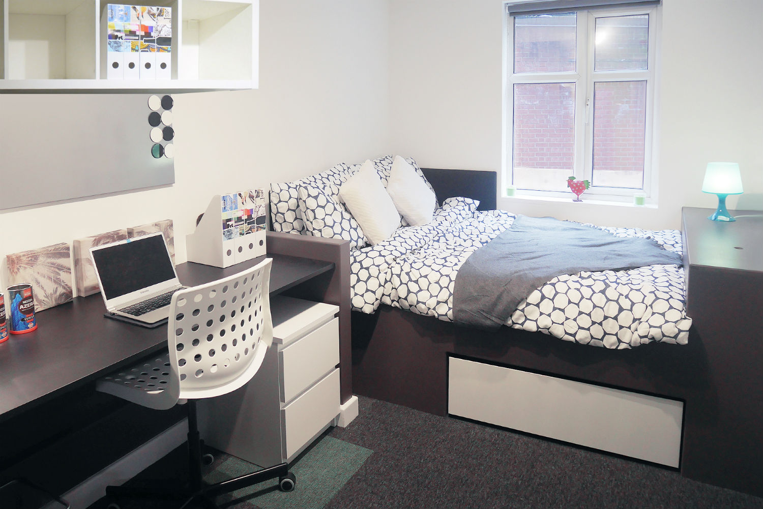 Photo of a bedroom at York House in Leicester