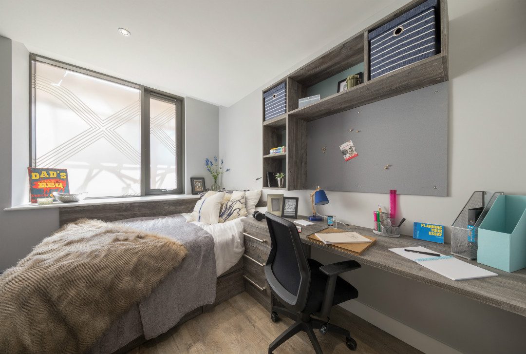 Crown Place Cardiff - Student Accommodation