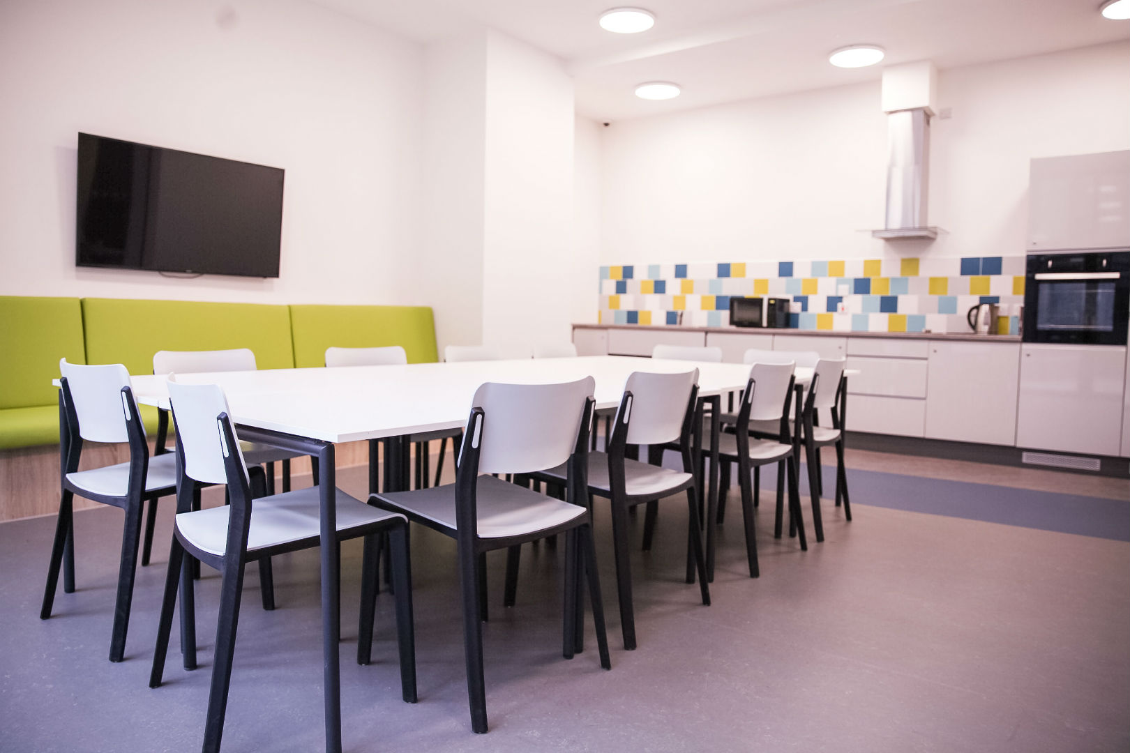 Capital House Southampton Student Accommodation Bookable Function Room