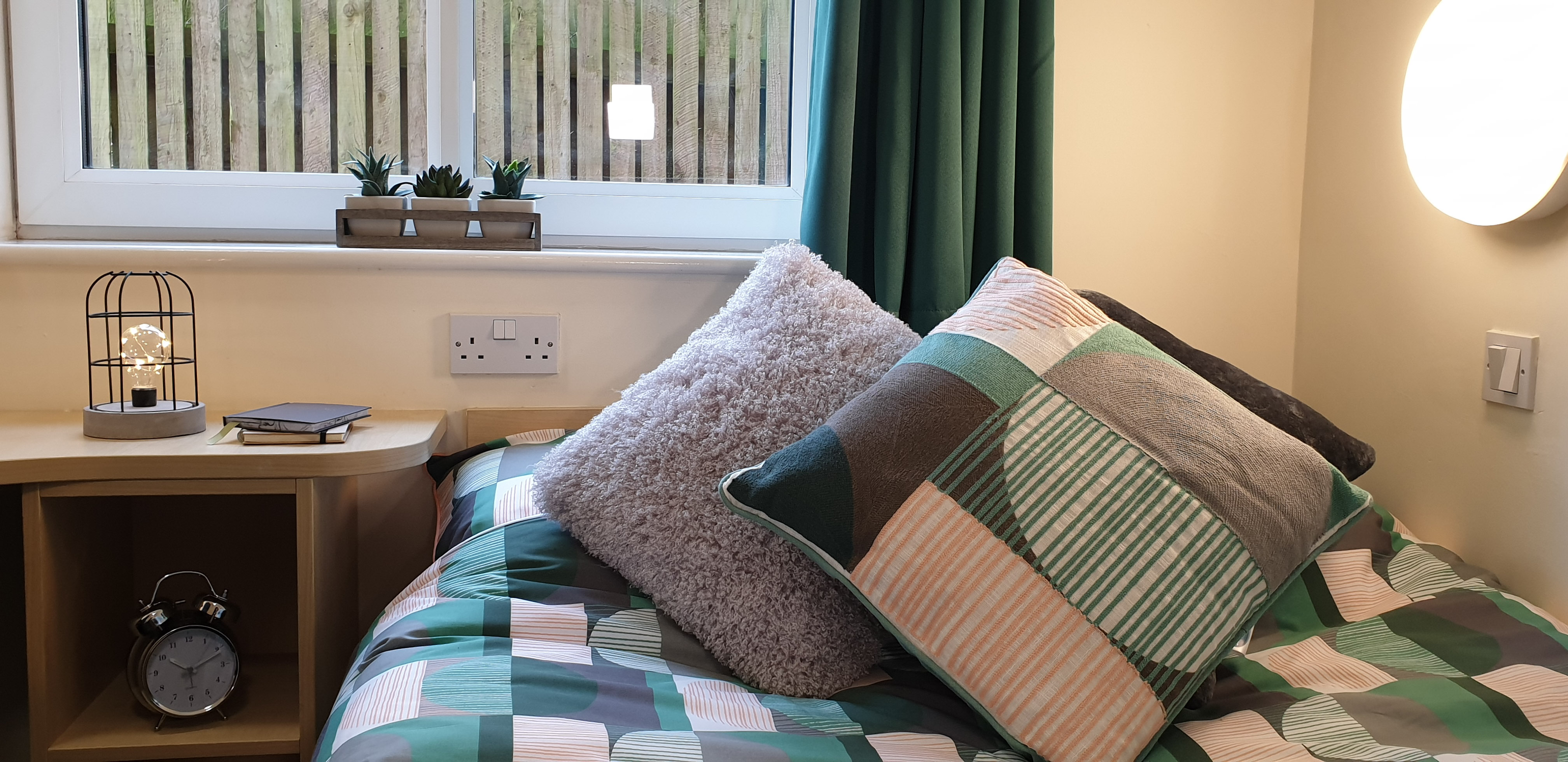 En-suite at The Cube Student Accommodation in Loughborough