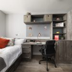 Twodio at Crown Place student accommodation in Cardiff