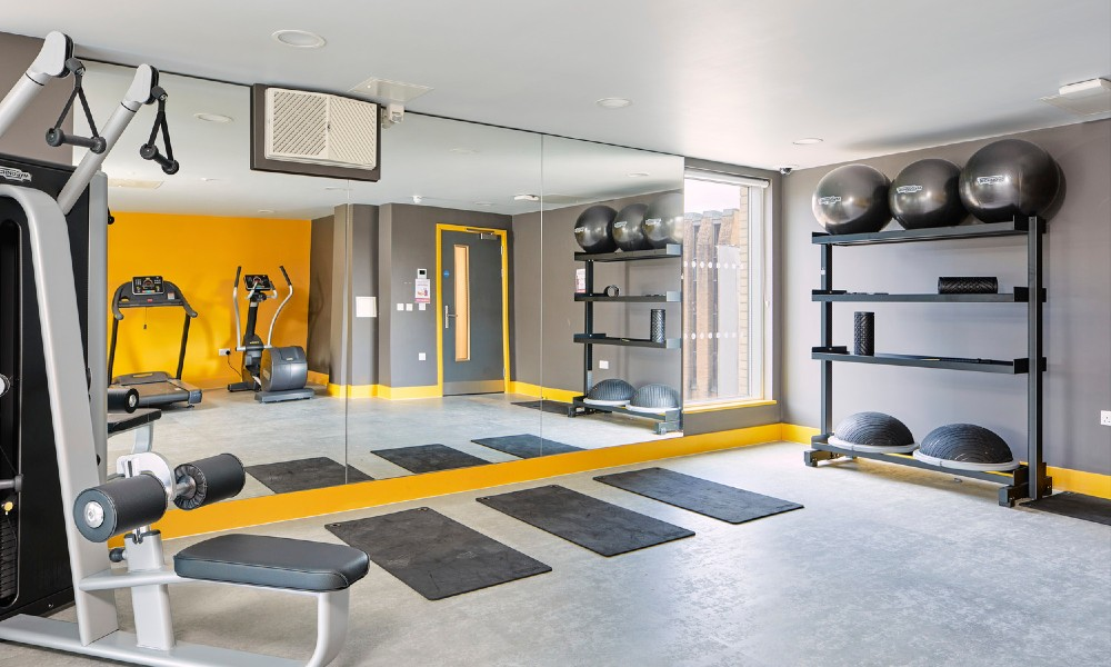 West Way Square - Gym